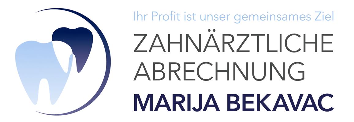 Zahnärztliche Abrechnung Marija Bekavac